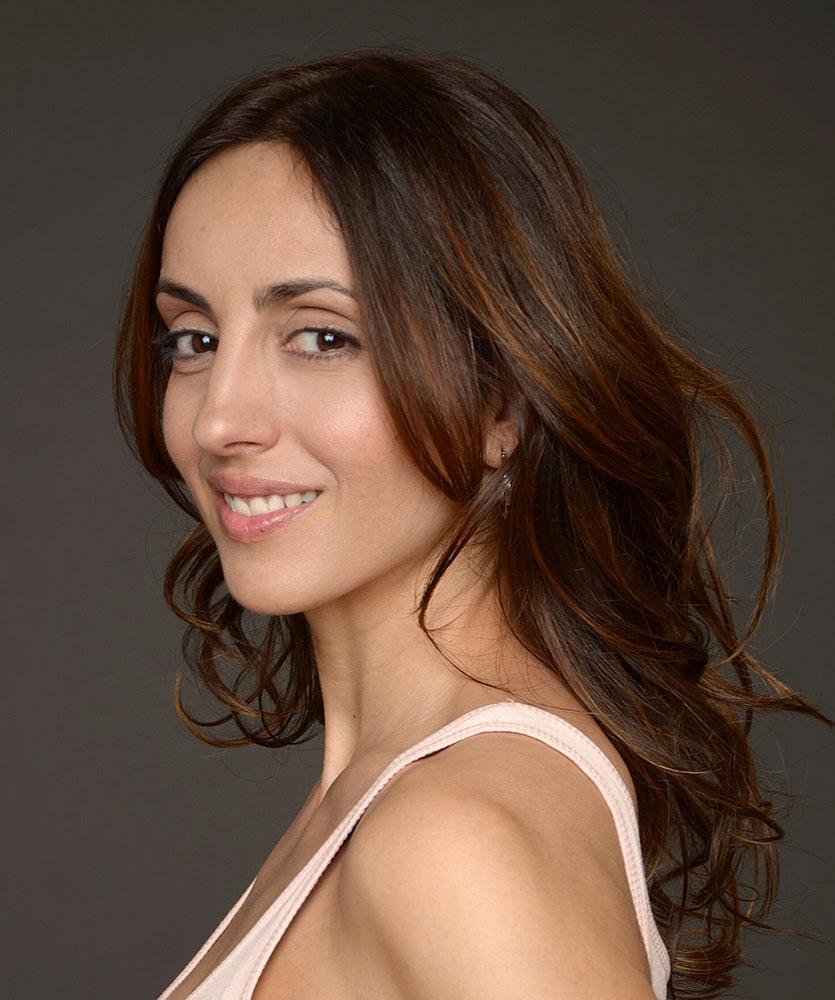 Laura de Pedro - Actriz