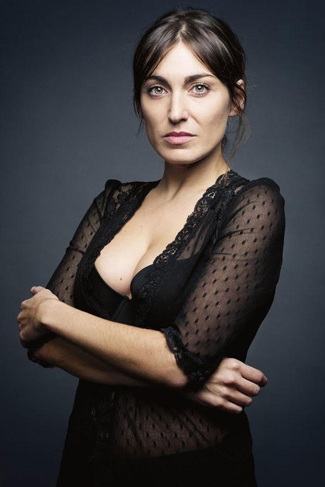 Alicia Reyero - Actriz